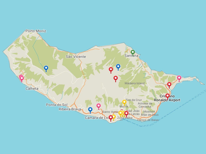 Maps.me programėlė