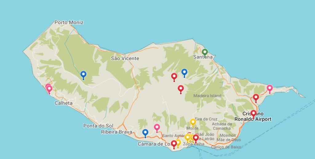 Maps.me žemėlapis